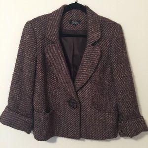 Tribal | Vintage Tweed Jacket